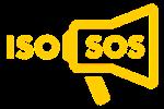 ISOSOS yellow logo